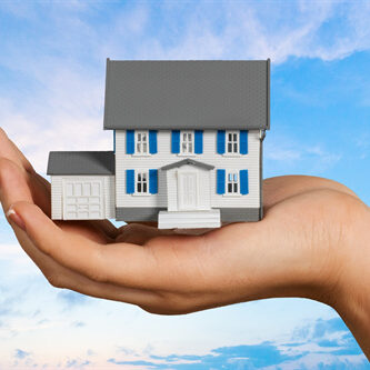 Property Tax Assistance - house in hand